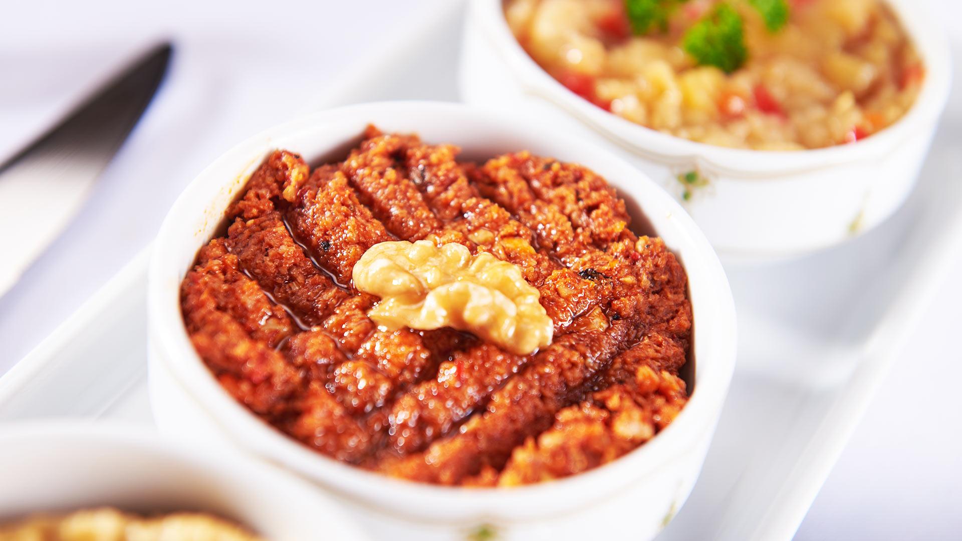 Olive Anatolian Restaurant Istanbul Menu